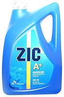 Моторное масло ZIC A+ 5w30 6 литров