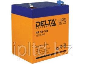 Delta аккумуляторная батарея HR12-5.8