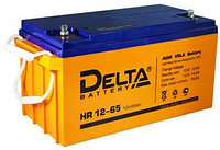Delta аккумуляторная батарея HR12-65 (10 лет)