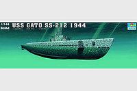 Подводная лодка USS ГАТО SS-212 1944 г., фото 1