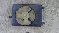 Вентилятор радиатора Honda Odyssey левый