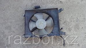 Вентилятор радиатора Honda Saber, Inspire левый / UA2