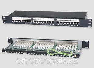 Патч панель Eurolan кат. 6 FTP