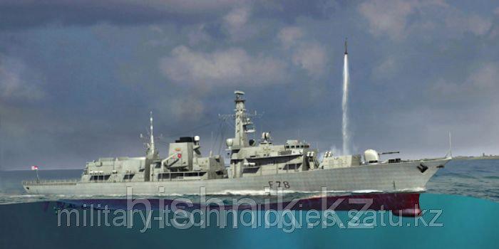 Корабль HMS Type 23 Frigate - Kent