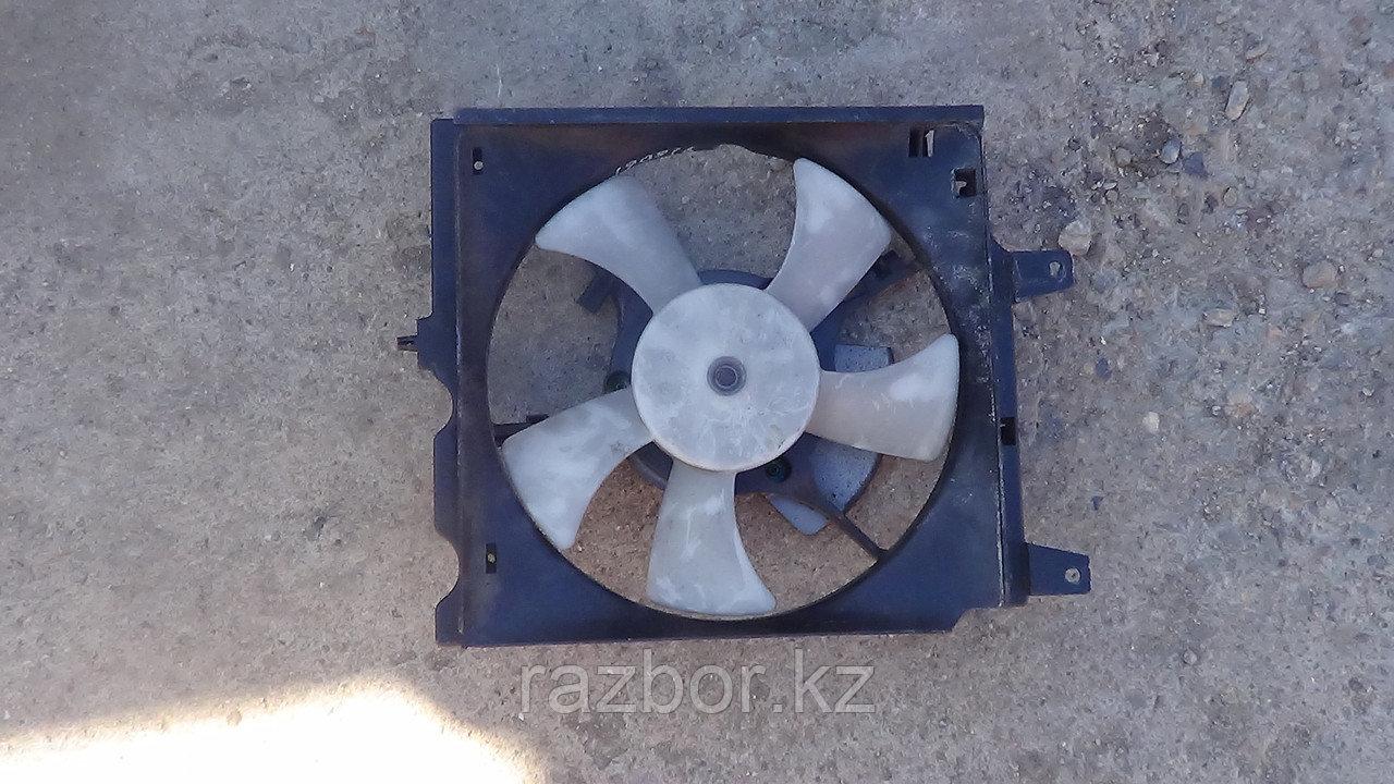 Вентилятор радиатора Nissan Primera (10)