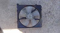 Вентилятор радиатора Subaru Legacy левый (BG7)
