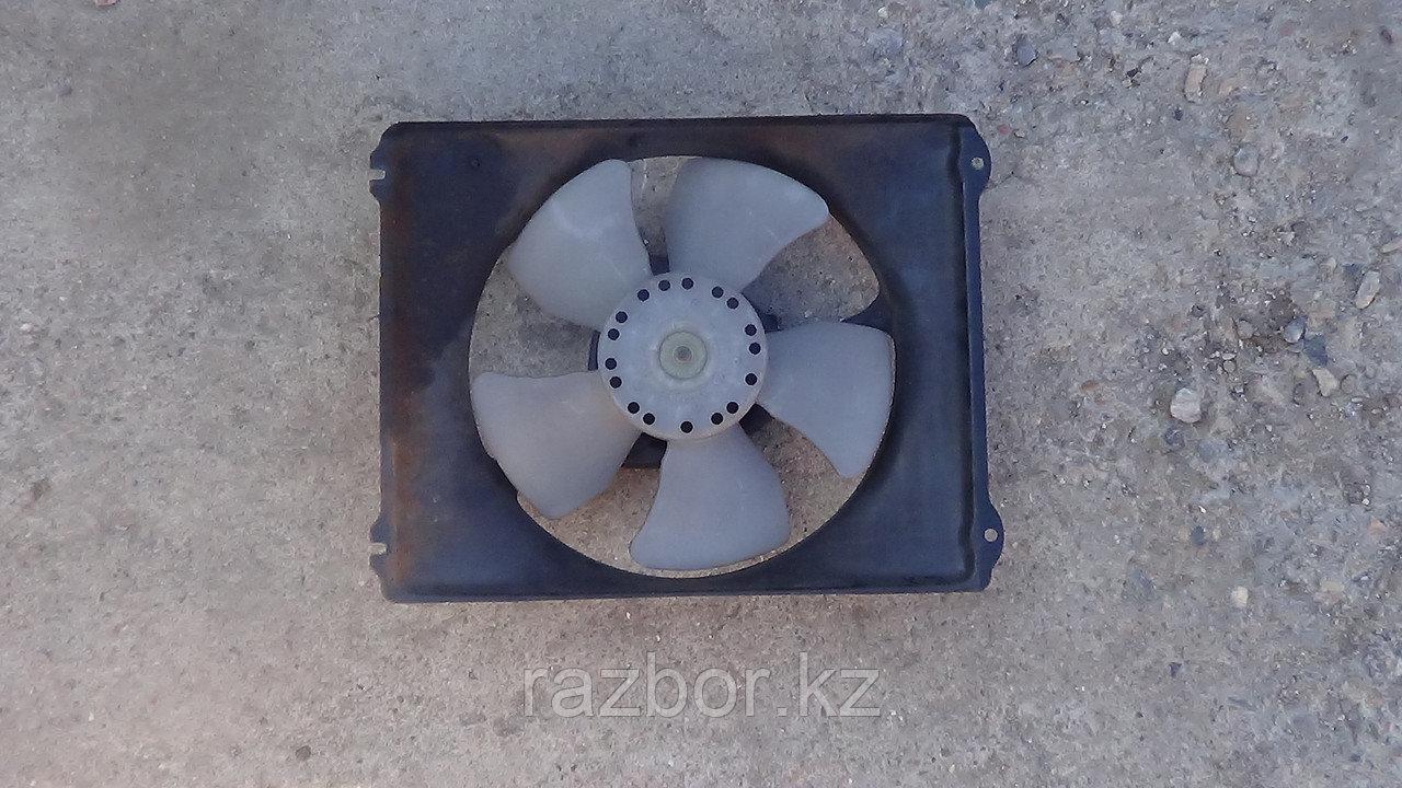 Вентилятор радиатора Subaru Legacy правый (BG7)