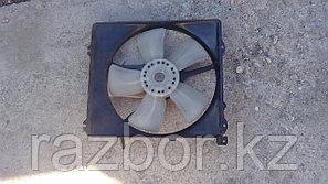 Вентилятор радиатора Subaru Legacy левый (BG9)