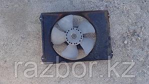 Вентилятор радиатора Subaru Legacy правый (BG9)