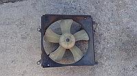 Вентилятор радиатора Toyota Caldina 1996г. (ST195), фото 1