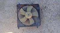 Вентилятор радиатора Toyota Caldina правый (ET196), фото 1