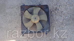 Вентилятор радиатора Toyota Caldina правый (ET196)