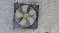 Вентилятор радиатора Toyota Caldina левый (ST210), фото 1