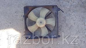 Вентилятор радиатора Toyota Caldina левый (ST215)