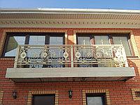 Ограждения балконные 2