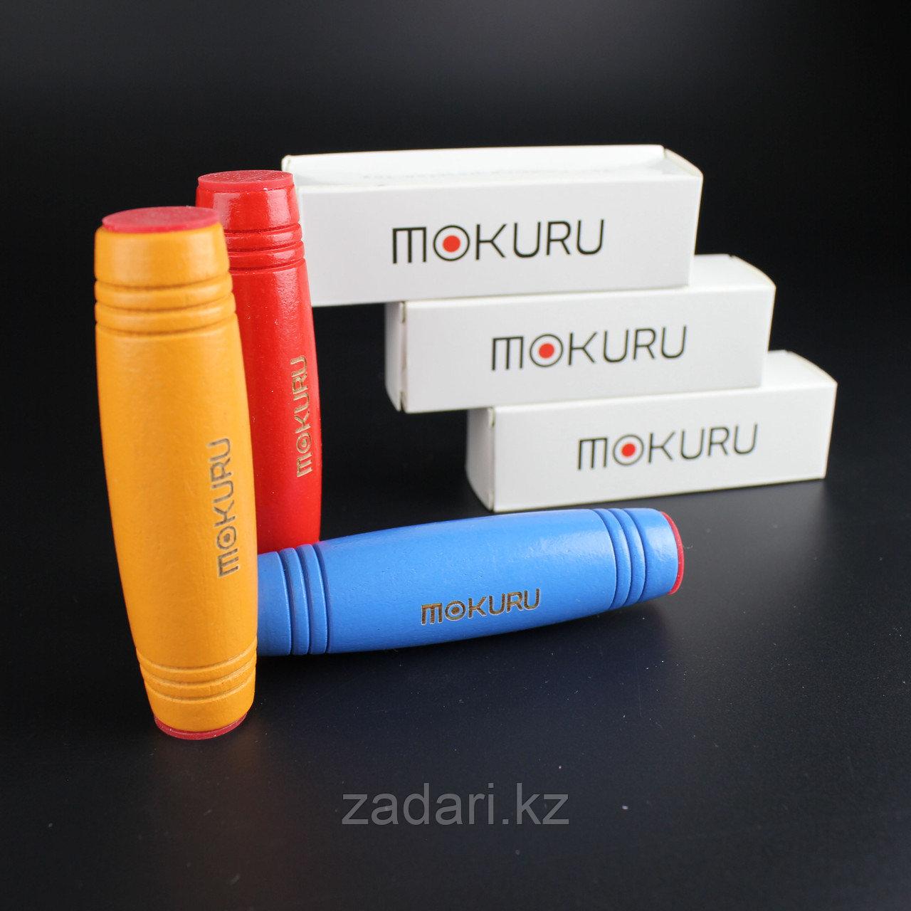 Антистрессовая игрушка «Мокуру» деревянная