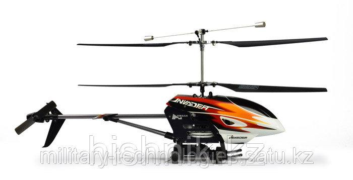 Радиоуправляемый вертолёт INVADER H202F