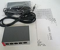 Коммутатор PoE Switch   5 портов