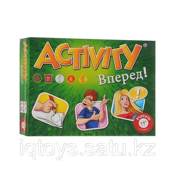 Настольная игра Activity (Активити) Вперёд!, Piatnik (Пиатник)
