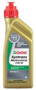 Трансмиссионное масло Castrol Syntrans Multivehicle 75w90 1 литр