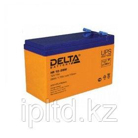 Delta аккумуляторная батарея HR12-28W