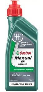 Трансмиссионное масло Castrol Manual EP 80w90 1 литр