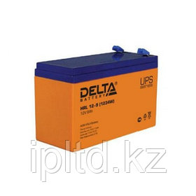 Delta аккумуляторная батарея HRL12-9 (1234W)