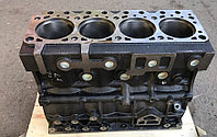 Блок цилиндров 4D18