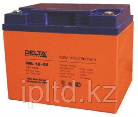 Delta аккумуляторная батарея HRL12-45