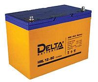 Delta аккумуляторная батарея HRL12-90