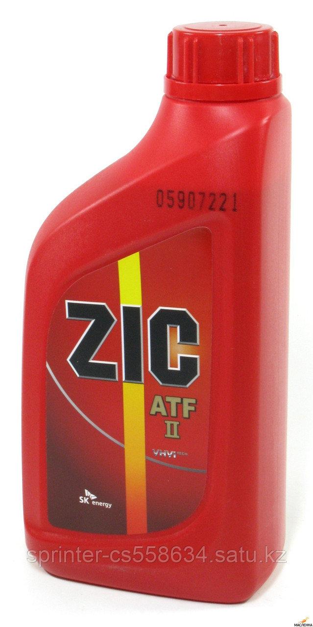 Трансмиссионное масло ZIC DEXRON II 1 литр