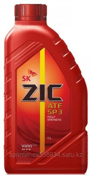 Трансмиссионное масло ZIC ATF SP-III 1 литр