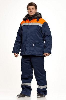 Куртка для рабочих «Бригадир»
