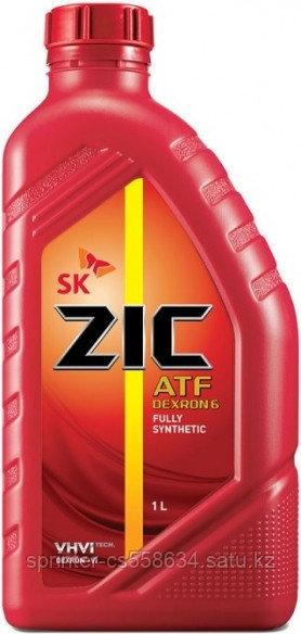 Трансмиссионное масло ZIC DEXRON 6 1 литр