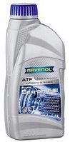 Трансмиссионное масло RAVENOL Dexron III F 1 литр