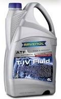 Трансмиссионное масло RAVENOL T-IV 4 литра