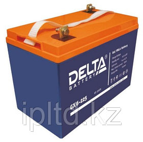 Delta аккумуляторная батарея GX6-225