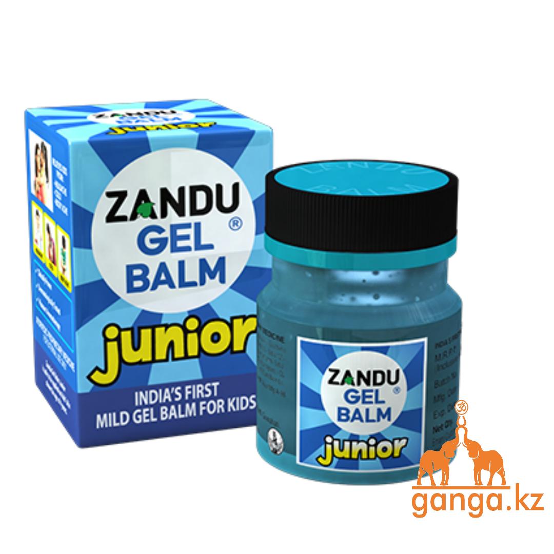 Детский обезболивающий бальзам (Junior ZANDU Balm), 8 мл