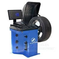 Балансировочный станок 2D(стенд) с монитором Zuver Craft 2351