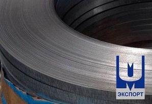 Лента-пластина уплотнительная Х19Н75В3-МП (УМБ6-М1Г, УМБ6-М2Г) ТУ 14-1-3294-81 плакированная