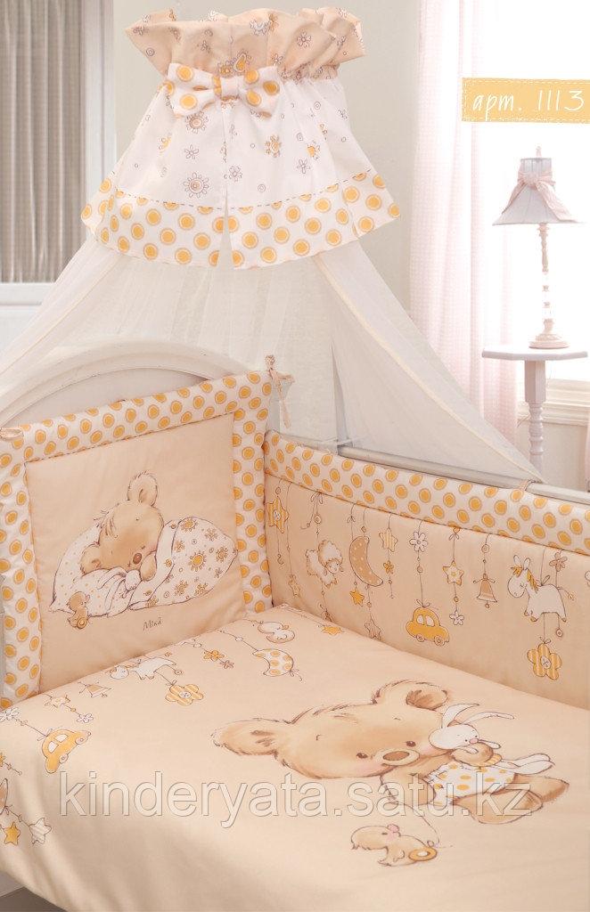 Комплект для кроватки Золотой Гусь MIKA