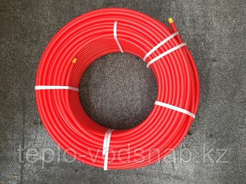Труба 16x2 из сшитого полиэтилена PEX-b с кислородным барьером Италия
