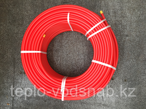 Труба 20x2 из сшитого полиэтилена PEX-b с кислородным барьером пр-во Италия, фото 2