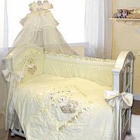 Комплекты в кроватку 8 и более преметов