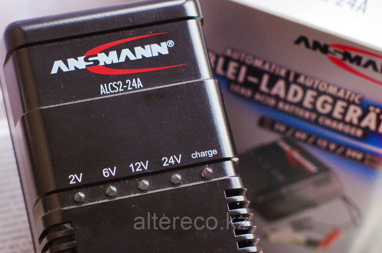 Зарядное устройство ANSMANN ALCS2-24A