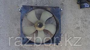 Вентилятор радиатора Toyota Corona Exiv левый