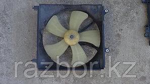 Вентилятор радиатора Toyota Corona Premio левый AT211