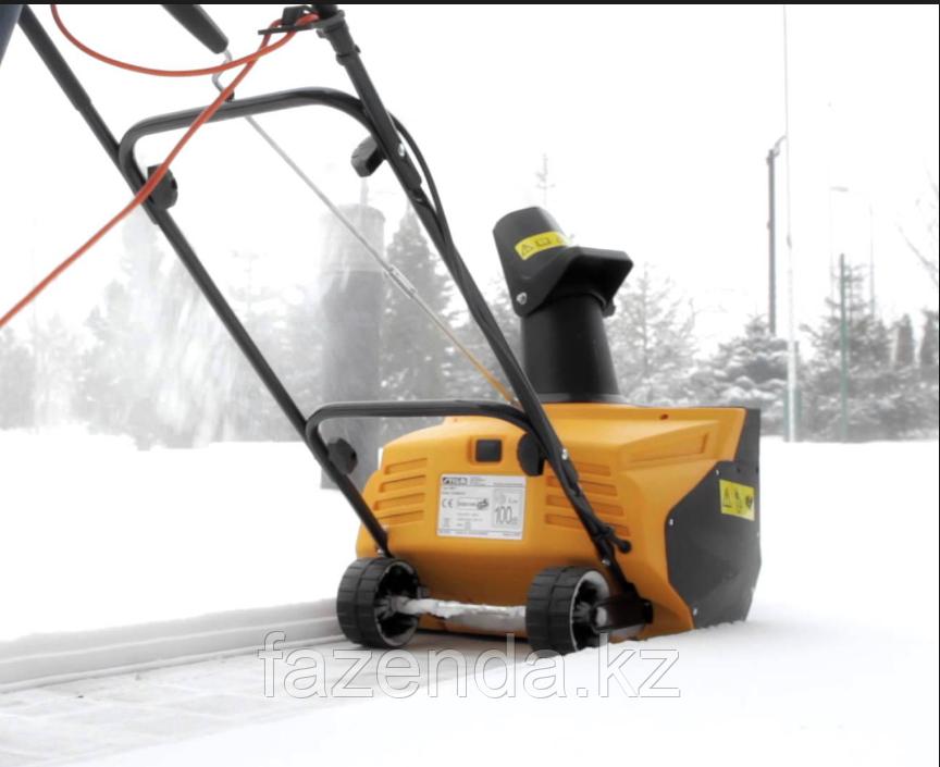 Машина снегоуборочная Snow Electric