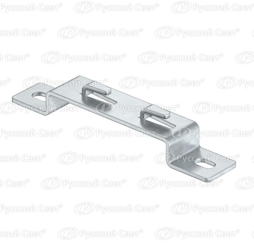 OBO Bettermann Скоба дистанционная для крепления проволочных лотков к полу или на стену DBLG20/100