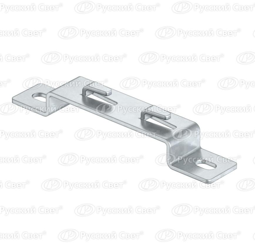 OBO Bettermann Скоба дистанционная для крепления проволочных лотков к полу или на стену DBLG20/300